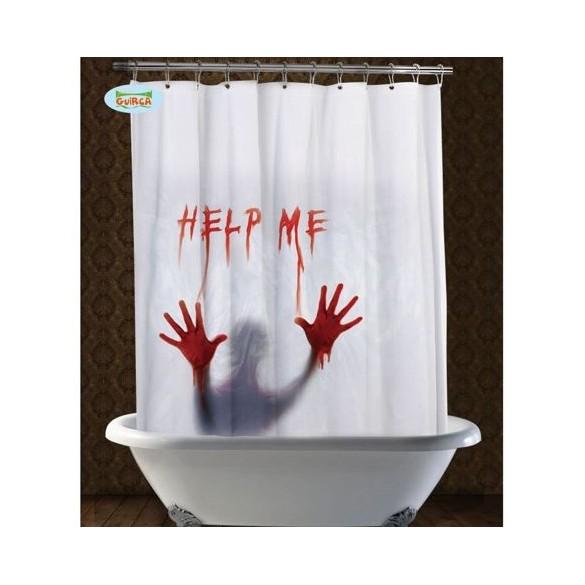 Rideau de douche Help me !