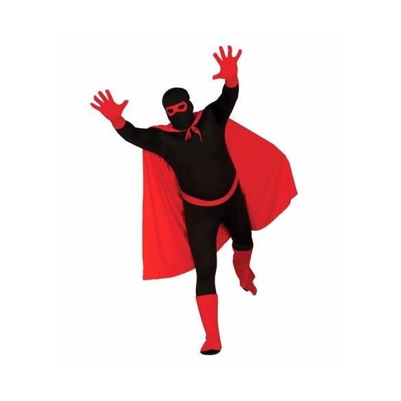 Set super héros rouge