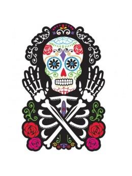 Déco mexicaine squelette Dia de los muertos