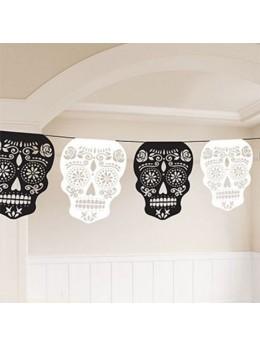 Guirlande squelette Dia de los muertos