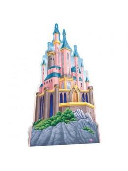 Décor géant chateau de princesses