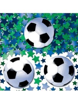 Sachet confetti ballon de foot