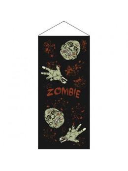 Décoration à suspendre zombie