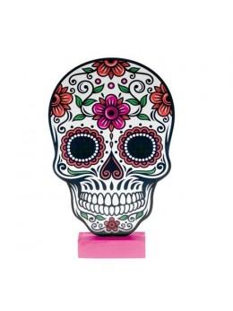 "Déco centre de table mexicain ""Los muertos"""