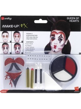 Set maquillage reine de coeur