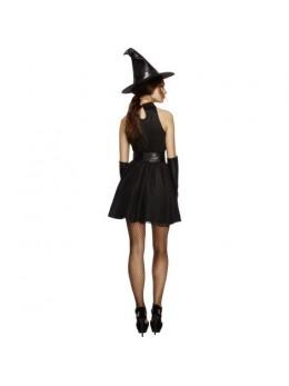 Déguisement sorcière sexy noire