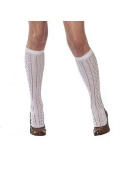 Chaussettes folkloriques femme