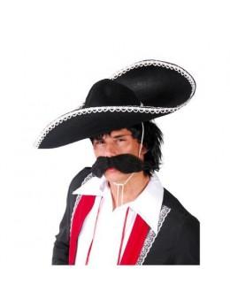 Chapeau bandit mexicain