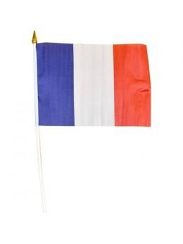 Drapeau France polyester 30/45cm