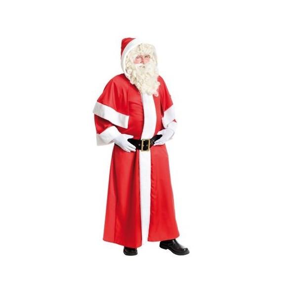 ac9e99b095cbc Costume père Noël européen gabardine