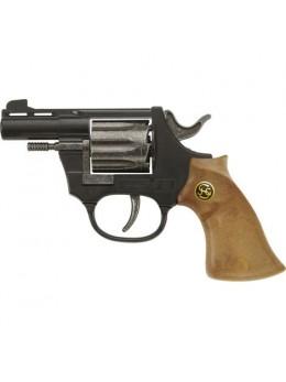 Pistolet métal super 8