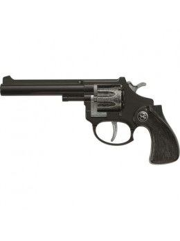 Pistolet métal R88 noir