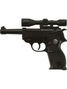 Pistolet métal Jackson 19.5cm