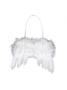 Déco mini ailes d'ange blanches