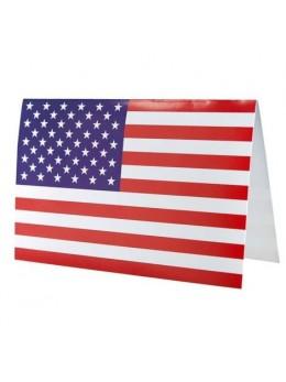 10 cartes menus USA