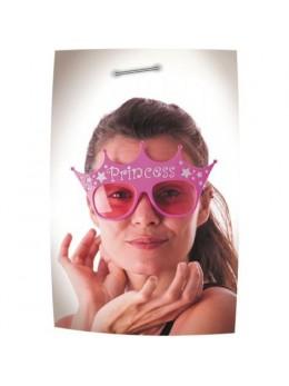 Lunettes rose princesse