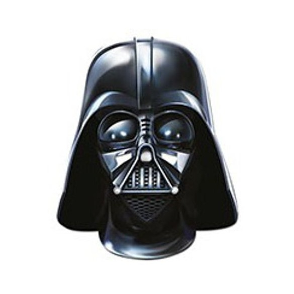 Masque Carton Dark Vador Star Wars Fetes En Folie