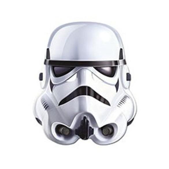 Masque carton Stormtrooper Star Wars