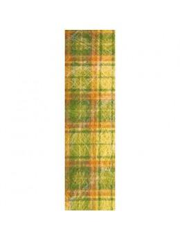 Ruban madras jaune 10cmx5m