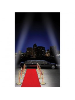 Tapis rouge luxe 1mx5m