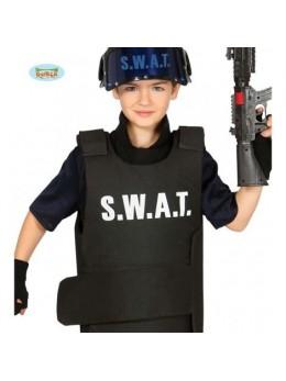 Déguisement gilet SWAT enfant