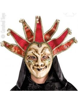 Masque roi du carnaval