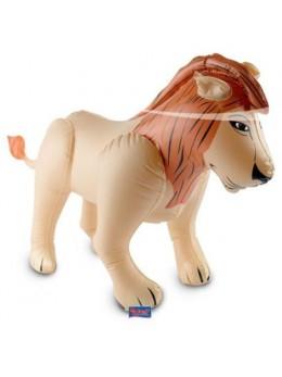 Déco Lion gonflable 80cm