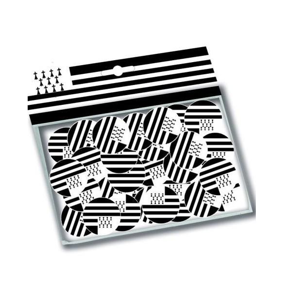 150 confetti de table Bretagne