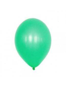 50 ballons vert d'eau nacré