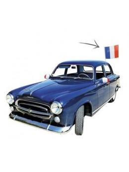 Drapeau de voiture France