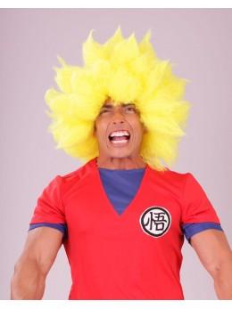 Perruque Naruto