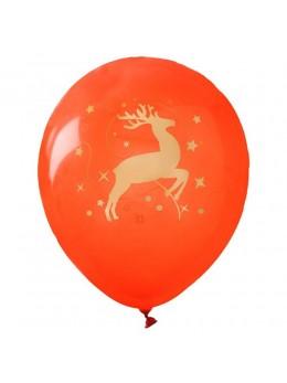 ballons de Noël renne