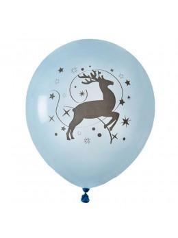 ballons renne de Noël