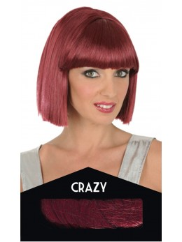 perruque crazy auburn