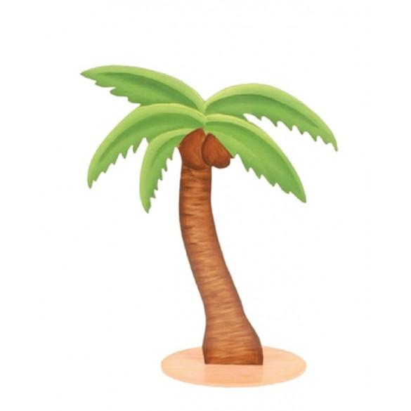 Palmier bois 30cm