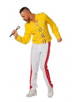 Déguisement roi du rock Freddie