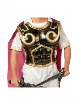 armure et cape romaine