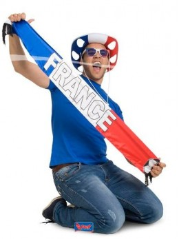 écharpe supporter France