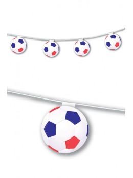 guirlande ballons de foot