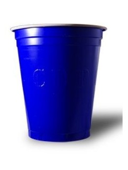 20 Gobelets Blue Cup