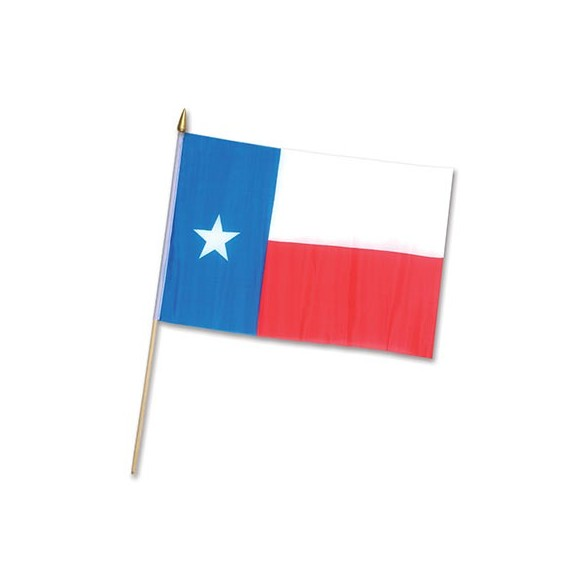 Drapeau Texas 35cm par 45cm
