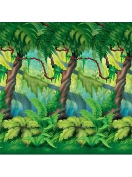 Rouleau déco forêt tropicale