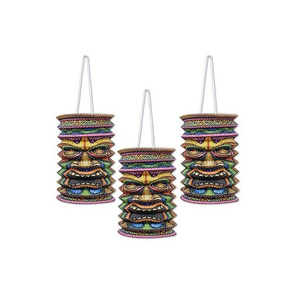 3 Lanternes Tiki
