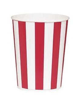 4 petits seaux à popcorn