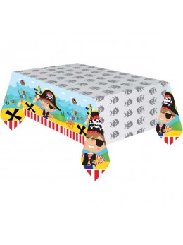 nappe anniversaire pirate