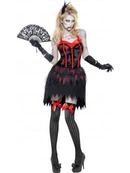 déguisement cabaret zombie