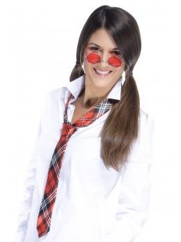 cravate écolière