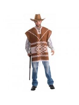 poncho western