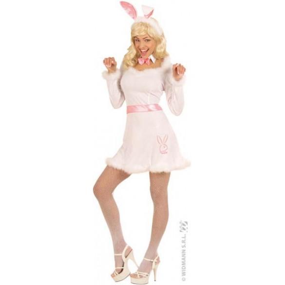 Déguisement Lapin sexy Bunny Blanc