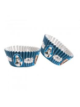 50 moules à Cupcake Star Wars